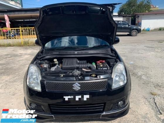 2008 SUZUKI SWIFT 1.5 AUTO / VVT ENGINE / FULL BODYKIT / TIPTOP CONDITION