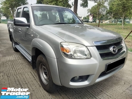 2011 MAZDA BT-50 4X4 DOUBLE CAB 2.5L (A)CHEAPEST IN TOWN