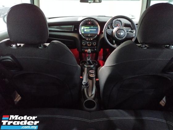 2016 MINI Cooper S 2.0