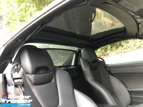 2017 MERCEDES-BENZ SLC SLC200 AMG 2.0 APPLE CAR PLAY PANORAMIC ROOF
