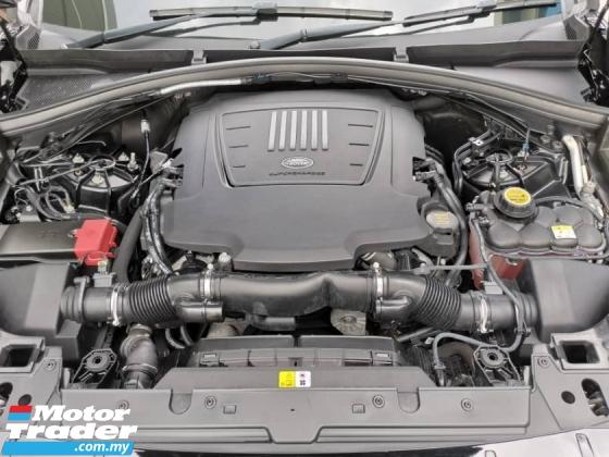 2018 LAND ROVER RANGE ROVER VELAR 2.0 P300 R Dynamic S UK Unregister