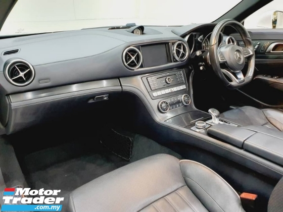 2017 MERCEDES-BENZ SL SL400 AMG 3.0 V6 TWINTURBO (A) TIP TOP UNREG