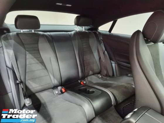2018 MERCEDES-BENZ E-CLASS E300 COUPE 2.0 (A) 250BHP AMG SPORT UNREG