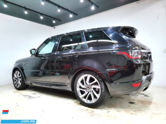 2018 LAND ROVER RANGE ROVER SPORT TDV6 HSE 3.0 (A) SUPERCHARGED NEW FACELIFT UNREG