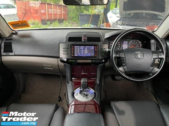 2008 TOYOTA MARK X 2.5 250G S PACKAGE V6 FULL LEATHER SEAT PUSH START
