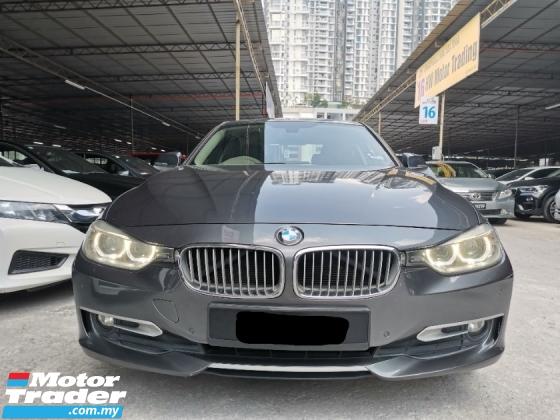 2012 BMW 3 SERIES DIESEL 1000KM PER TANK