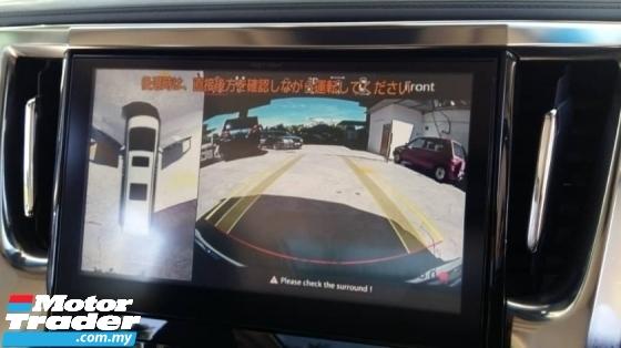 2019 TOYOTA ALPHARD 2.5 SC 3LED Headlight Sunroof Pre Crash Local AP