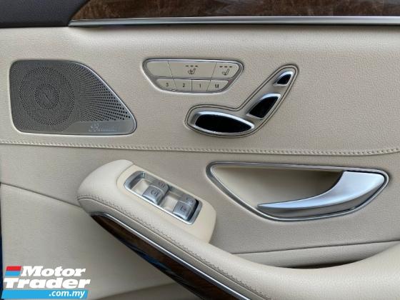 2015 MERCEDES-BENZ S-CLASS S400 3.5 V6 HYBRID (A)