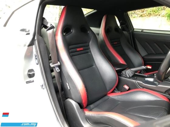 2016 NISSAN GT-R GT-R R35 BLACK RECARO EDITION BOSE 565HP NEW FACE