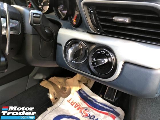 2016 PORSCHE 911 CARRERA 3.0 TWIN TURBO GTS GT3 PASM OHLINS SUSPENSION COBB