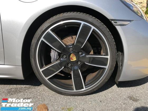 2017 PORSCHE 718 CAYMAN 2.0 14 WAYS ELEC SEAT SPORT CHRONO BOSE GT