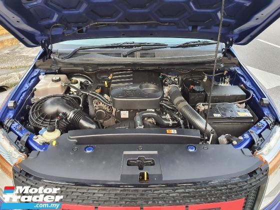2014 FORD RANGER 2.2 XLT 6 Speed 4x4 Auto ( HI RIDER )