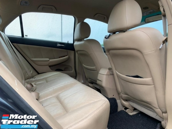 2007 HONDA ACCORD 2.4 VTi-L TIPTOP WELL MAINTAINED BEST BUY