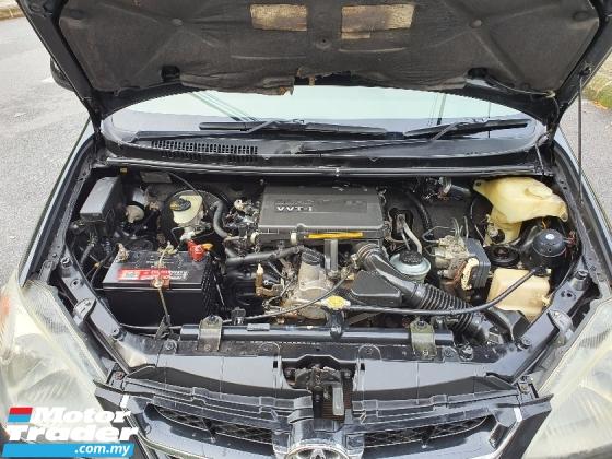 2007 TOYOTA AVANZA  1.5 G (A) 7 Seater MPV Condition Good