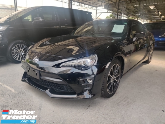 2017 TOYOTA 86 2.0 GT FACELIFT with 5 YEARS WARRANTY