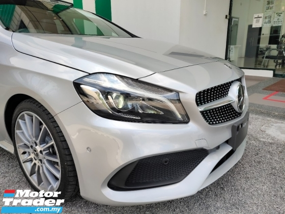 2018 MERCEDES-BENZ A-CLASS A180 AMG + 5 Years Warranty