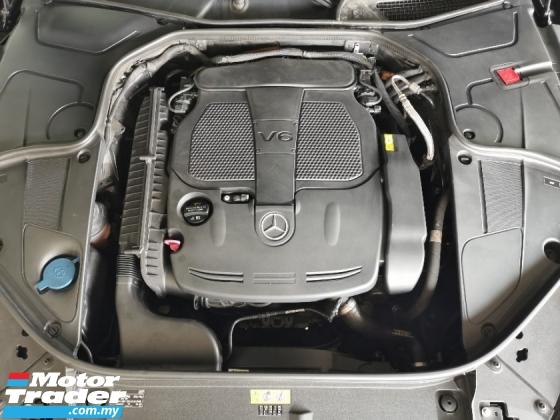 2016 MERCEDES-BENZ S-CLASS S400 L Hybrid