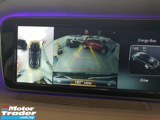 2016 MERCEDES-BENZ S-CLASS S400L HYBRID (CKD) REGISTER 2016