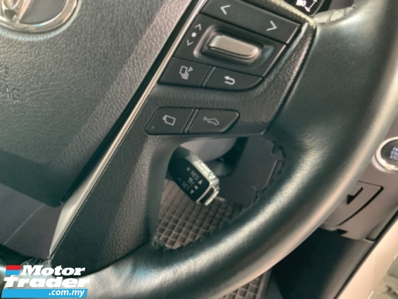 2017 TOYOTA VELLFIRE 2.5 ZG Surround camera power boot Pilot seat High spec 5 years warranty Unregistered