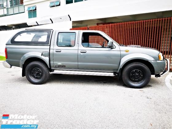 2007 NISSAN FRONTIER 2.5L (M) L0aN K3DA1 MUK0 C1K1T