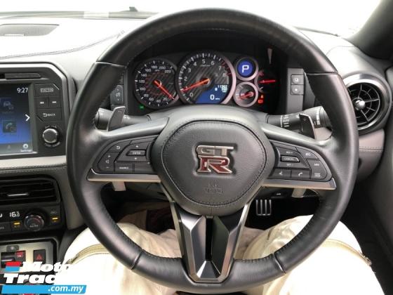 2017 NISSAN GT-R GT-R GTR R35 PREMIUM PRESTIGE BOSE ORI 11K MILES
