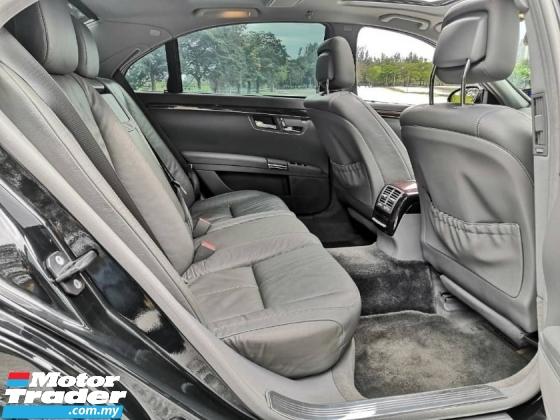 2010 MERCEDES-BENZ S-CLASS S300L