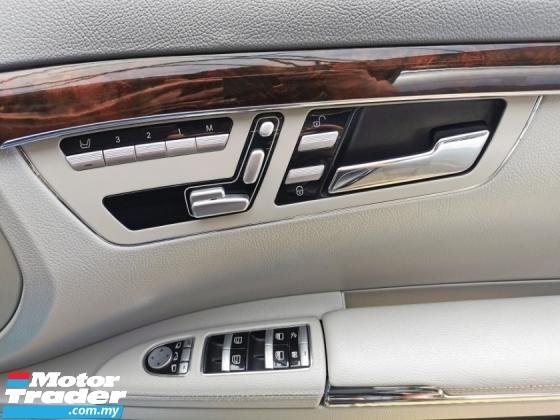 2010 MERCEDES-BENZ S-CLASS Mercedes 3.0 S300L S/ROOF PwBooT H/KARDON WARRANTY
