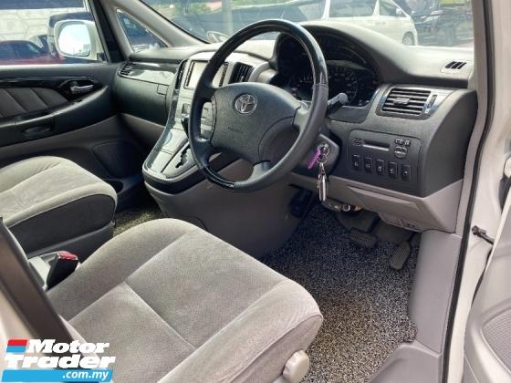 2006 TOYOTA ALPHARD 2.4 AS Facelift 2 Power Doors Reg 2010