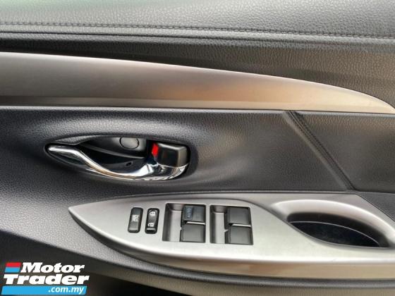2016 TOYOTA VIOS 1.5 G FACELIFT BLACK LEATHER SEAT FULL SPEC