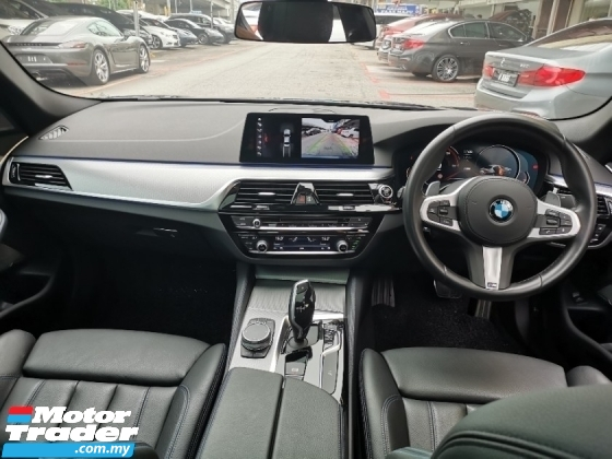 2018 BMW 5 SERIES 530I M-SPORT PACKAGE