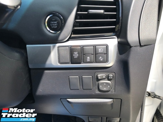 2018 TOYOTA ESTIMA 2.4 AERAS PREMIUM 3YRS WARRANTY TRD ELEC SEAT