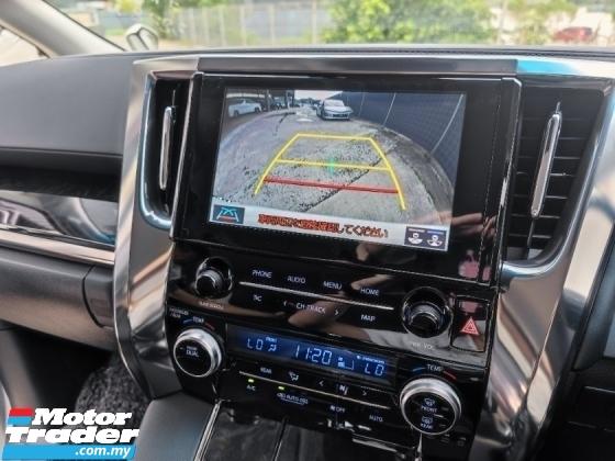 2020 TOYOTA ALPHARD 2.5 SC 3LED AUDIO DISPLAY DEMO CAR OFFER UNREG