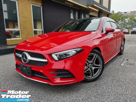 2019 MERCEDES-BENZ A-CLASS A180 AMG 1.3 (A) UNREGISTERED 5 YEARS WARRANTY