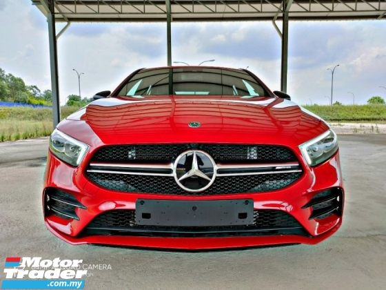 2020 MERCEDES-BENZ A-CLASS A35 2.0 AMG 4MATIC PREMIUM Free 3 Years Warranty