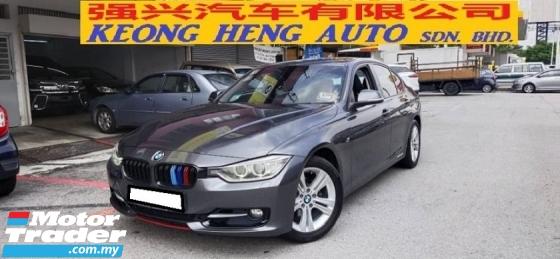 2014 BMW 3 SERIES 320i 2.0cc SPORT LINE (A) L/MILE 105K 2YRS WRRTY