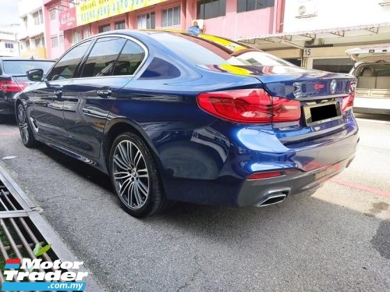 2018 BMW 5 SERIES 530I M-SPORT UW23