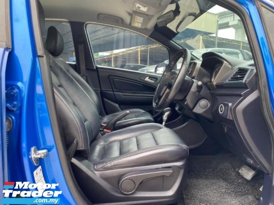 2014 PROTON IRIZ 1.6 PREMIUM 6 AIRBAGS LEATHER SEAT FULL SPEC