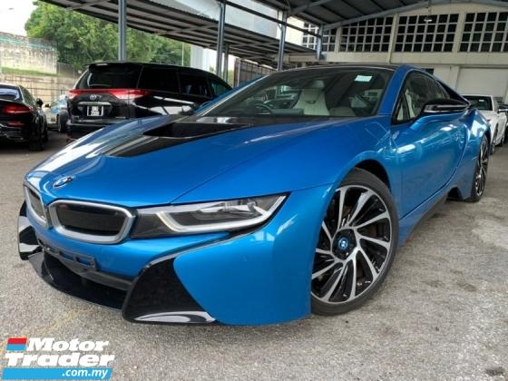 2017 BMW I8 1.5t PHEV UNREG 362hp 360Camera HUD 2.1x% HighLoan