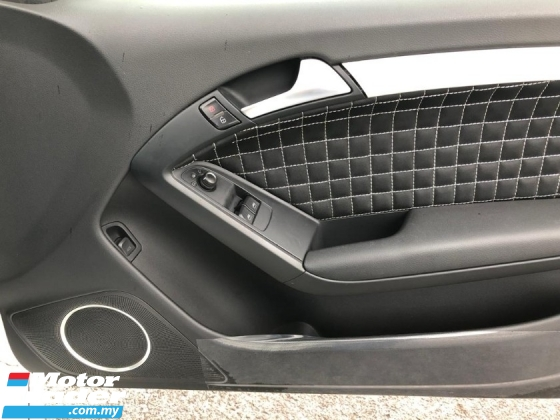 2008 AUDI S5 4.2 V8 COUPE S LINE