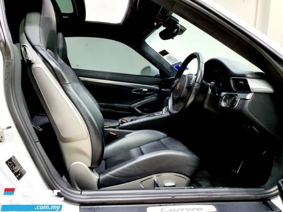2013 PORSCHE 911 CARRERA PDK 3.4L Petrol