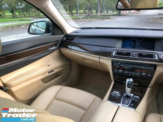 2010 BMW 7 SERIES 730LI 3.0 (A) SUNROOF VACUUM DOOR CBU F02