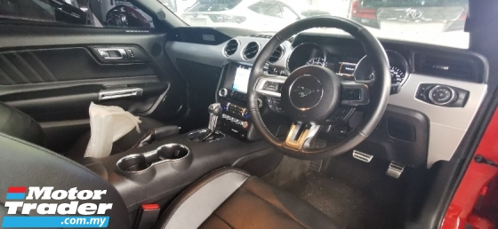 2017 FORD MUSTANG 2.3 ECOBOOST / 9 SHAKER SOUND / READY STOCK NO NEED WAIT