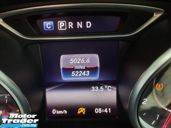2017 MERCEDES-BENZ A45 AMG 4MATIC AUTO