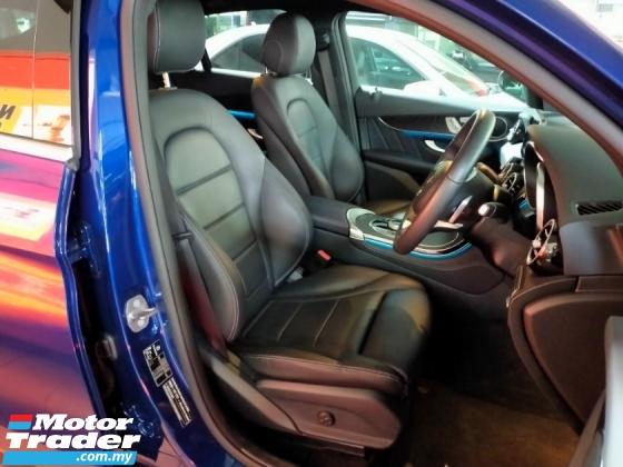 2019 MERCEDES-BENZ GLC 250 AMG LINE PREMIUM