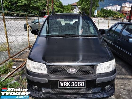 2007 INOKOM MATRIX Hyundai Matrix 1.8 Auto