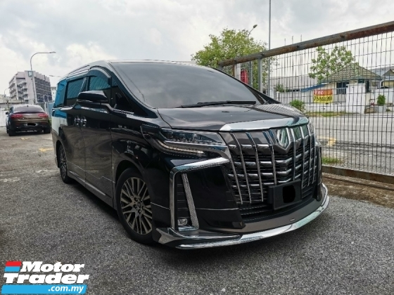 2015 TOYOTA ALPHARD Alphard 3.5L Executive Lounge (Convert New Facelift) Excellent Condition. Just Buy And Use. Vellfire