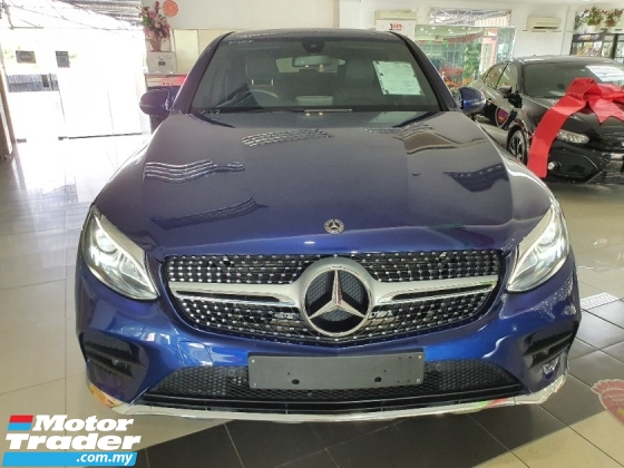 2019 MERCEDES-BENZ GLC 250 Coupe AMG Line