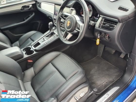 2019 PORSCHE MACAN S 3.0 Turbo Perfect Condition