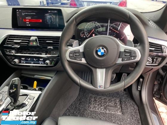 2019 BMW 5 SERIES 530I M-SPORT 2K KM FS UW2024 Actual Year Make 2019