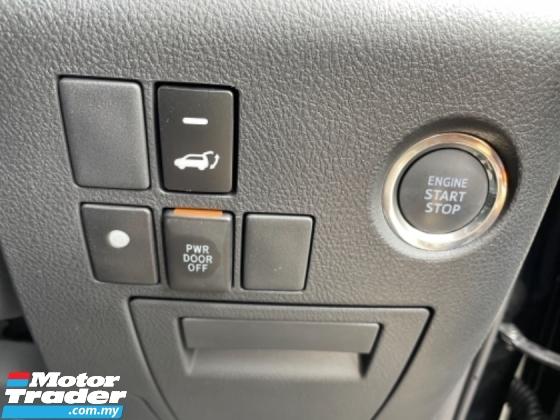 2016 TOYOTA VELLFIRE Unreg Toyota Vellfire ZA 2.5 7Seats 360VIEW Home Theater JBL Sound System Power Boot Push Start 7Spe